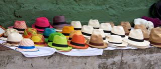 panama-hats-set-out-for-sale-at-an-open-air-market-in-bogota-col