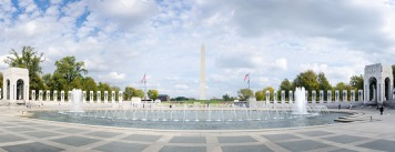 washington-dc--usa---october-20--2016--world-war-ii-memorial-monument-full-view-panorama