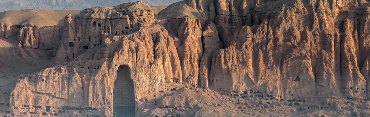 the-giant-buddhas-of-bamiyan---afghanistan